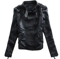 Find More Leather & Suede Information about Free Shipping New Arrival Women Slim Cool Punk Style High Quality Genuine Leather Imported Sheepskin Jackets Korea Outwear ZH034,High Quality jacket shearling,China jacket baseball Suppliers, Cheap jacket fox from Mosiriva on Aliexpress.com