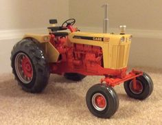 1/16 Scale Case 930 Comfort King Precision Tractor