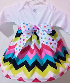 Hey, I found this really awesome Etsy listing at http://www.etsy.com/listing/177617148/girls-chevron-dress-baby-chevron-dress