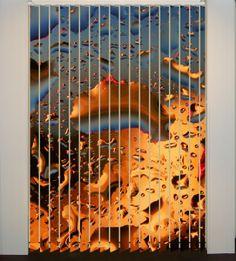 Lamellen-Jalousien  mit dem Firmenlogo bedruckt sind eine zusätzliche Werbefläche. Lamellevorhänge in Mannheim gibt es bei bannerhammer.de. Sie sind auch als Sicht-und Sonnenschutz perfekt