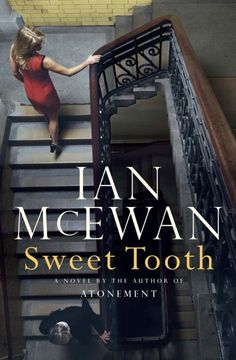 Sweet Tooth by Ian McEwan recreated a surprisingly realistic situation set in the late cold war bureaucracy of MI5 through the eyes of a young, impressionable and aspiring spy. The characters seem unfeeling and cold before they're are revealed to be just as broken and dangerous as everyone else.