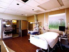 University of Princeton Medical Center | HOK | Princeton, New Jersey | 3form headwall panel