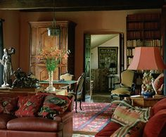 Candice Bergen's former French home.