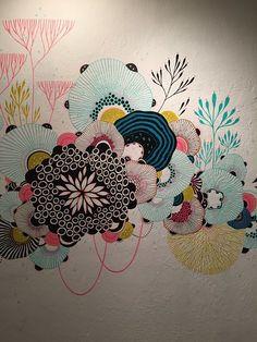 Yellena James' Art Show Abstract Watercolor, Abstract Art, Watercolour, Yellena James, Mural Wall Art, Ink Art, Doodle Art, Illustration Art, Illustrations