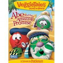 Abe and the Amazing Promise VeggieTales DVD