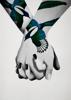 Magpie tattoo I love this More