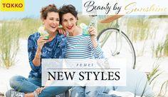 New Arrivals by Takko Fashion Romania ~ Beauty and Fashion by Sunshine Romania, Sunshine, Couple Photos, News, Stuff To Buy, Life, Beauty, Style, Fashion