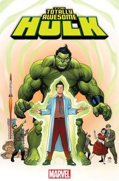 Veja imagens da nova revista do Hulk…