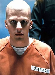 In Batman vs. Superman when Lex Luthor is shown in his prisoner uniform, his prisoner ID number contains is the ID number of the Storm Trooper whose armor was stolen by Han Solo and Luke Skywalker in Star Wars: A New Hope. Lex Luthor Batman, Dawn Of Justice, Batman Vs Superman, A New Hope, Comics Universe, Detective Comics, Smallville, Justice League, Marvel
