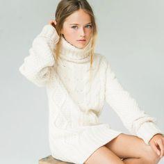 最年少モデル(Kristina Pimenova)