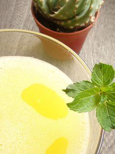 drink analcolico all'ananas, zenzero, lime e menta – Viaggiare come mangiare