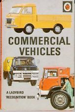 Commercial Vehicles (A ladybird recognition book), Carey, David Hardback Book,17