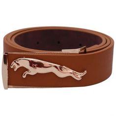 Stylehoops Brown Jaguar Buckle Belt #brownbelt #jaguarbelt #bucklebelt #belts