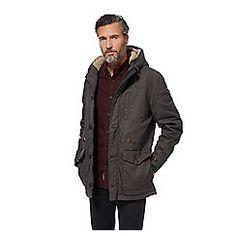 John Rocha from the Mens department at Debenhams. Shop a wide range of Men products and more at our online shop today. Khaki Parka, Parka Coat, Debenhams, Military Jacket, Dan, Raincoat, Jackets, Shopping, Clothes