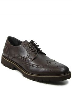 Continental brogues