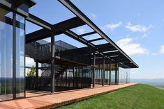 Kleinewelt Architekten Gai-Kodzor Winery (Architects Website)