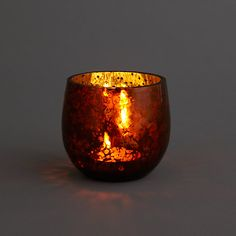 Set the mood with this beautiful hammered effect candle holder. Use with a tealight to create a warm dappled light that will offset interiors perfectly. £7, John Lewis.