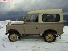 1979 Land Rover Santana 88