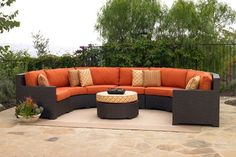 Exterior Patio Furniture Dealers Patio Furniture Toronto Patio Furniture Sets Near Me Outside Patio Furniture Where To Shop For Patio Furniture Teak Outdoor Patio Furniture Patio Furniture with Easy Care for Furniture Beginner Hampton Bay Patio Furniture, Patio Furniture Cushions, Sectional Furniture, Patio Furniture Covers, Outdoor Garden Furniture, Furniture Design, Furniture Ideas, Grey Sectional, Sofa Ideas