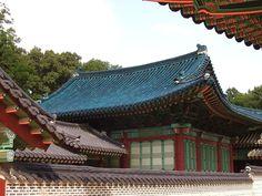 Seonjeongjeon, Changdeokgung - Seoul, Korea - 昌德宮 - 維基百科,自由的百科全書