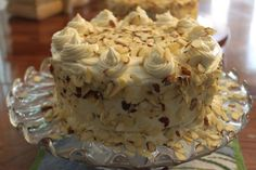 Gluten Free Carrot Cake | Small Town Living in Nevada