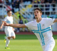 Kramaric celebra un gol con su equipo, del que es la figura absoluta