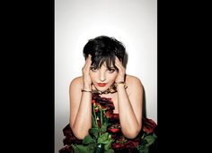 "She may not have earned a cover (while eight other gals did), but Liza Minnelli steals the show in her dramatic photoshoot for LOVE.    The 65-year-old star posed for Terry Richardson, sporting darkly-lined eyes and a perfect red lip, staring down the camera and kicking up her heels (literally) in a array of rawly glamorous photos that prove that she hasn't aged a day.    She is, still, as Paul Flynn writes, ""the kind of woman you imagine to call for the breakfast tray in lamé."" But these…"