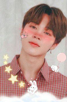 kpop, bts, and jimin image Namjoon, Seokjin, Taehyung, Bts Jimin, Bts Bangtan Boy, Park Ji Min, Yoonmin, K Pop, Jimin Wallpaper