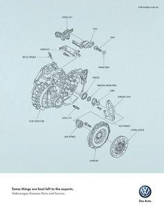 Bronze Press Lions 2013   Volkswagen Genuine Parts and Service: Clutch