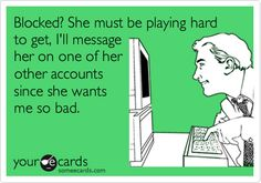 OH MY GOD this is perfect to sum up her stalking!