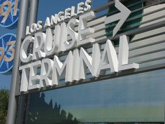 Port of Los Angeles - Oh the memories  :) :( :'(  x miss you all x