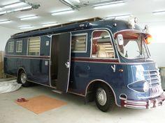 Wohnmobil Mercedes OP311 Oldtimer Bj. 1955 Uschi Obermaier 7,49t Salamander Bus | eBay