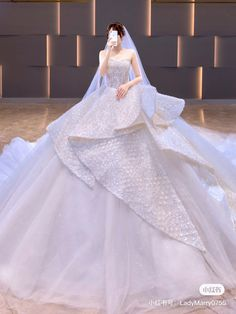 Girl Fashion, Fashion Dresses, Fairytale Dress, Classy Aesthetic, Ulzzang Girl, Dream Dress, Pretty Dresses, Marie, Wedding Gowns