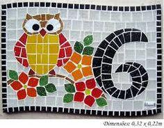 Resultado de imagem para mosaico numeros casas