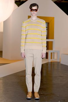 Jonathan Saunders | Spring 2015 Menswear Collection | Style.com