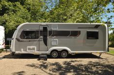 Re-introduced for 2019 and back in true VIP style, the 2019 Coachman Laser 650 caravan is destined for greatness this year! Tiny Trailers, Travel Trailers, Caravan Guard, Camper Hacks, Rv Accessories, Caravans, Adventure Time, Recreational Vehicles, Touring