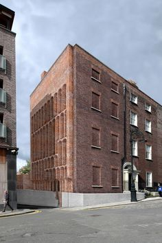 ryan w kennihan architects / no. 16 henrietta, dublin