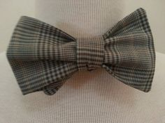 Bow Tie by AngelicaAtelier on Etsy, $60.00