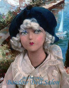 1920's french boudoir doll jxb   Flickr - Photo Sharing!