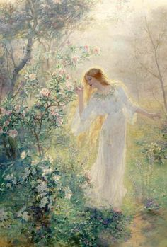Rene Gerin (1862-1895) - Summer