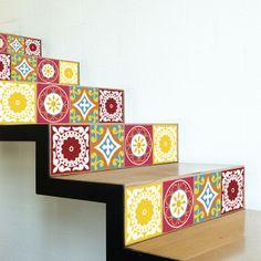 Adesivo decorativo azulejo Portugal