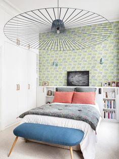 Paris Apartment Home Tour on decor8