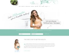 Ellevate your Health today using custom tailored nutritional programs and coaching made specifically for your needs and goals! Free Ecommerce, Social Share Buttons, Holistic Nutritionist, Free Sign, Premium Wordpress Themes, Recipe Cards, First Step, Free Food, Health And Wellness