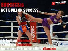 #SUCCESS isn´t build on Success!