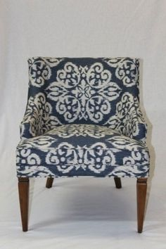 vintage tufted barrel chair, -cane - Google Search