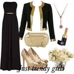 Maxi dresses in classy style | Just Trendy Girls