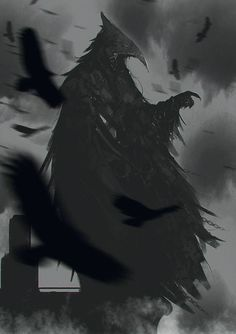 The Crowfather, a master of divination and the spymaster of the Umbral Arcanist