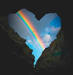 Ravishing Rainbow Photography For That Rare And Picturesque Look - Bored Art Rainbow Photography, Nature Photography, Passion Photography, Happy Photography, Heart In Nature, Rainbow Wallpaper, Rainbow Aesthetic, Nature Pictures, Amazing Nature