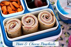 Mommy's Kitchen - Home Cooking & Family Friendly Recipes: Pepperoni Pinwheels & Getting your Kitchen BTS Ready!