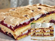 Romanian Desserts, Russian Desserts, Russian Recipes, No Bake Desserts, Just Desserts, Delicious Desserts, Yummy Food, Delicious Dishes, Baking Recipes